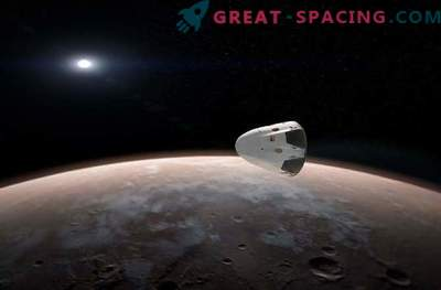 Wird SpaceX Menschen vor der NASA zum Mars bringen?