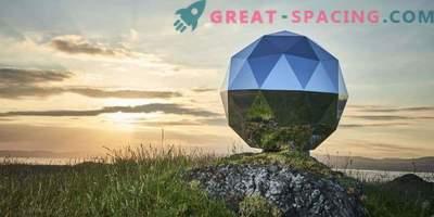 Rocket Lab startet eine funkelnde Kugel in den Orbit