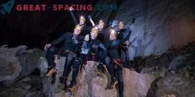 Warum Astronauten tief in die Erde geschickt werden