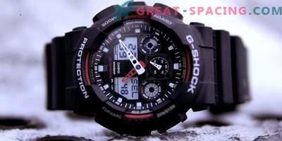 Eine reiche Auswahl an Uhren bekannter Marken