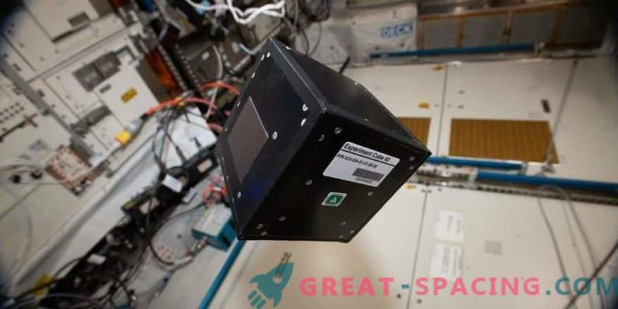 Modulare Experimentierplattform auf der ISS