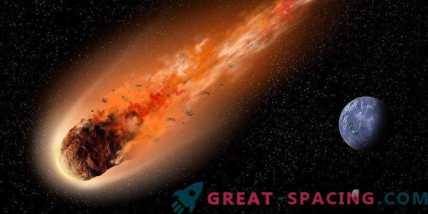 Asteroiden - die größte Herausforderung für die Menschheit?