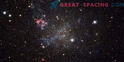 Besteht dunkle Materie aus primären Schwarzen Löchern?