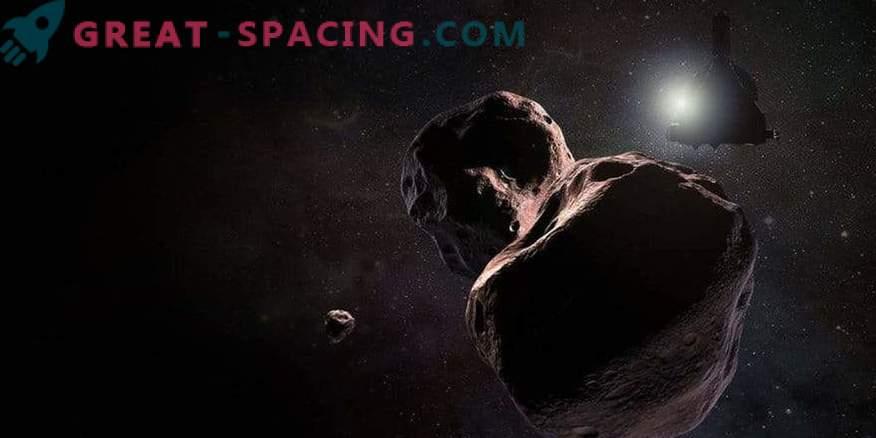 Sende eine Nachricht an den New Horizons-Apparat vor der historischen Zeitspanne.