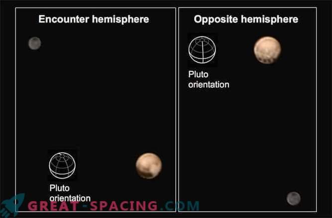 Neue Fotos zeigen den zweiseitigen Pluto