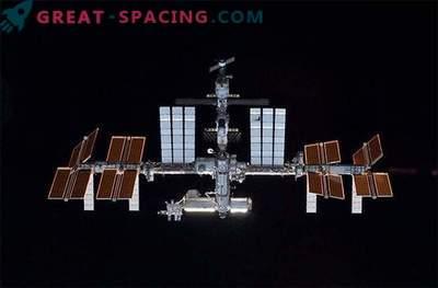 Weltraummüll unterbrach die Arbeit an der ISS