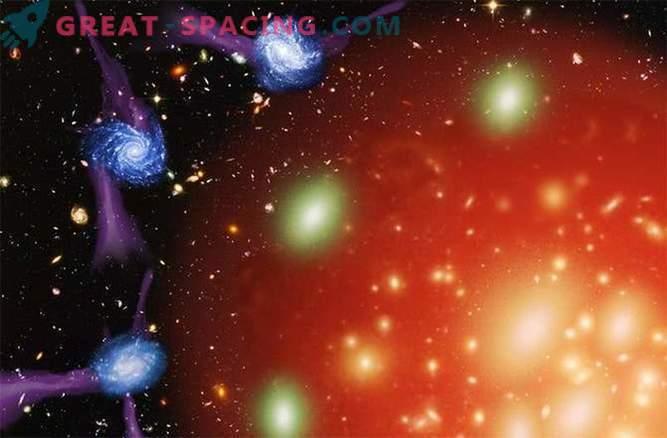 Wissenschaftler sind kurz davor, das Geheimnis des Todes von Galaxien zu lüften