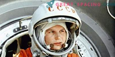 The first woman in space. How it was?
