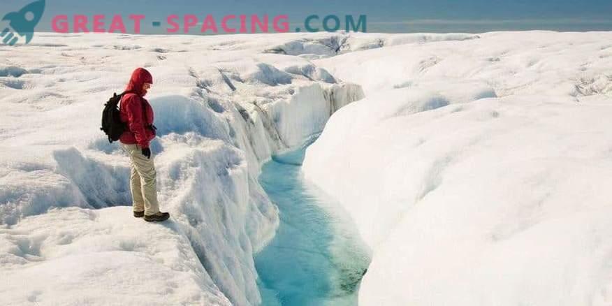 Ein weiterer massiver Krater könnte unter dem grönländischen Eis versteckt sein.