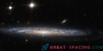 Überraschend kalziumreiche Supernova.
