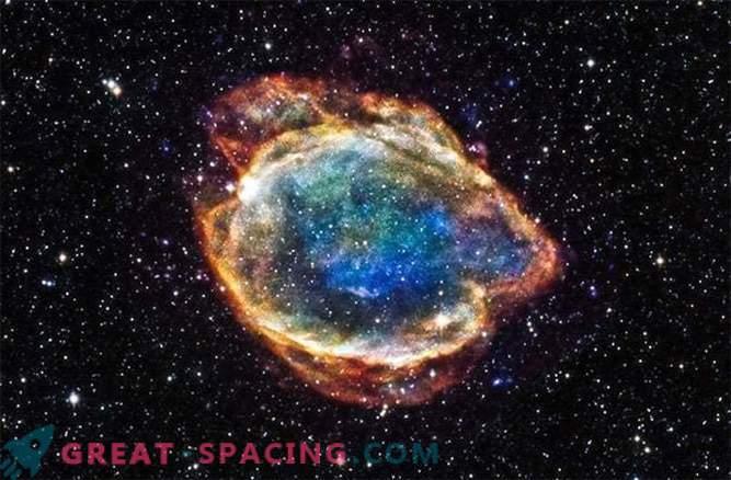Der schnellste jemals gefangene Stern verlässt die Galaxie