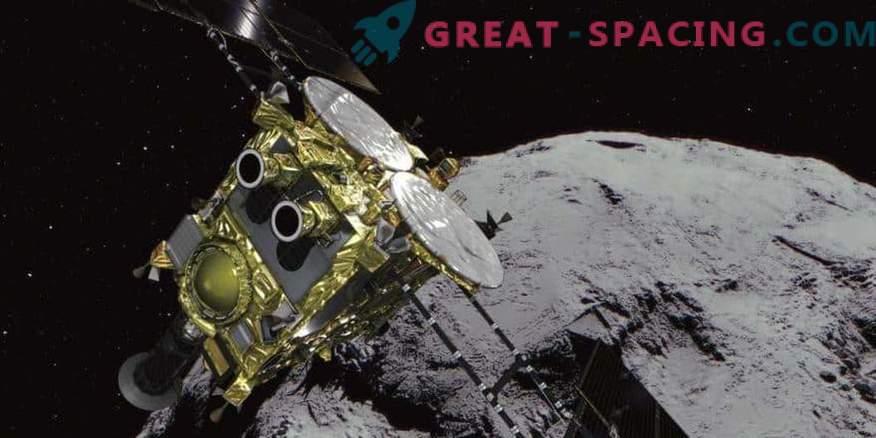 Sie haben es geschafft! Japanische Roboter landeten erfolgreich auf einem Asteroiden und machten sich an die Arbeit