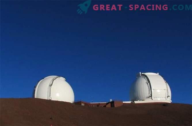 Die lebendigsten Fotos des Keck-Observatoriums: Fortsetzung