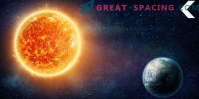 Die Sonne wird nach dem Tod zu einer riesigen Kristallkugel