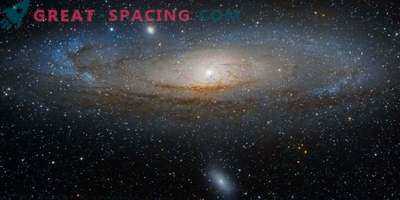 Wie war die Milchstraße aufgebaut?