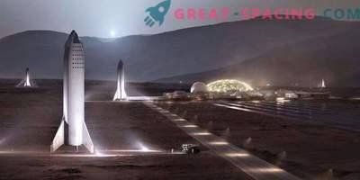 SpaceX wird eine Mini-Version der BFR-Rakete bauen
