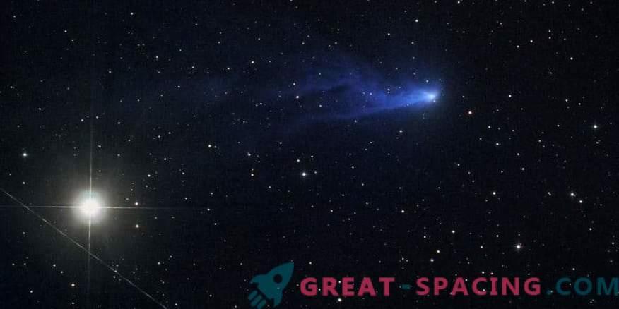 Neobičajna kemična sestava kometa C / 2016 R2