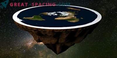 Amerikaner sammeln Geld, um zu beweisen, dass die Erde flach ist