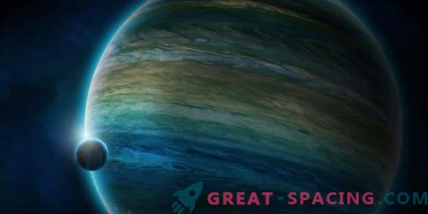 Wissenschaftler haben einen riesigen Planeten um einen Braunen Zwerg gefunden