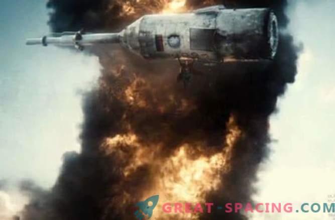 Superman rettet die Union in dem Film