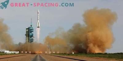 China hat Mondpläne und eine Mission zum Mars angekündigt.