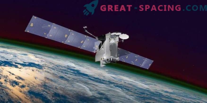 Erste Aktivierung von GOLD der NASA