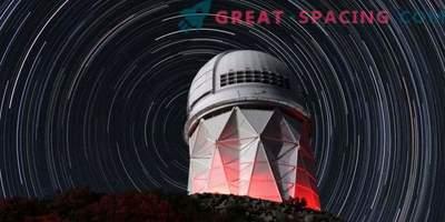 Ein neues Kapitel in der Geschichte des Kitt Peak Observatory Teleskops