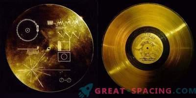 Voyager Gold Record bei Kickstarter