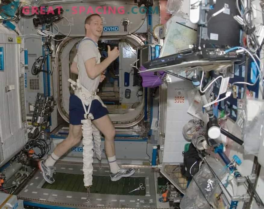 Warum Mikrogravitation für Astronauten gefährlich ist