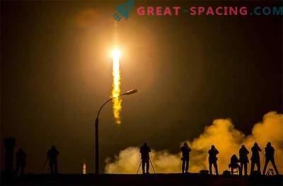 Epische jährliche Mission auf der Internationalen Raumstation