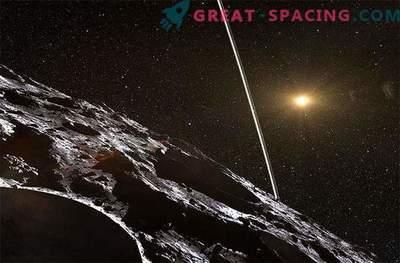 Ringe um einen seltsamen Asteroiden können häufig vorkommen.