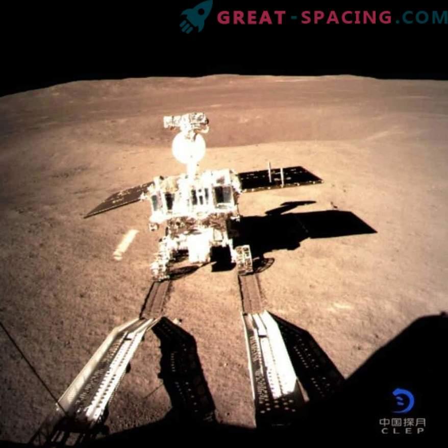 Erwachen des chinesischen Mondrovers