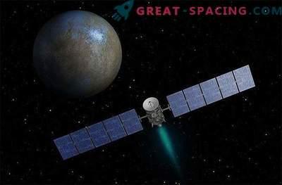 NASA-Raumschiff ist bereit, mystische Ceres zu öffnen