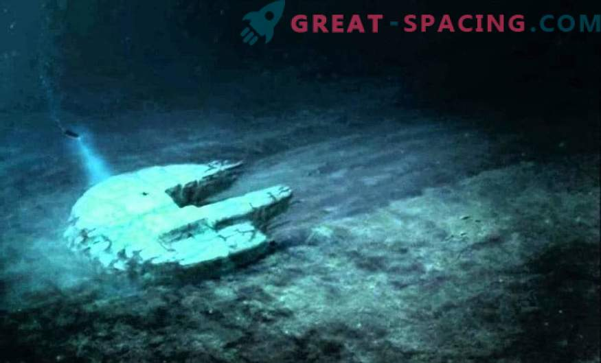 Anomaly of the Baltic Sea: traces of an alien ship or a formation unknown to science?