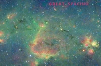 Das Zentrum der Galaxis enthüllt die Geheimnisse der Milchstraße