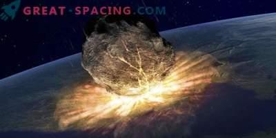 Was passiert, wenn ein Meteorit die Erde trifft?