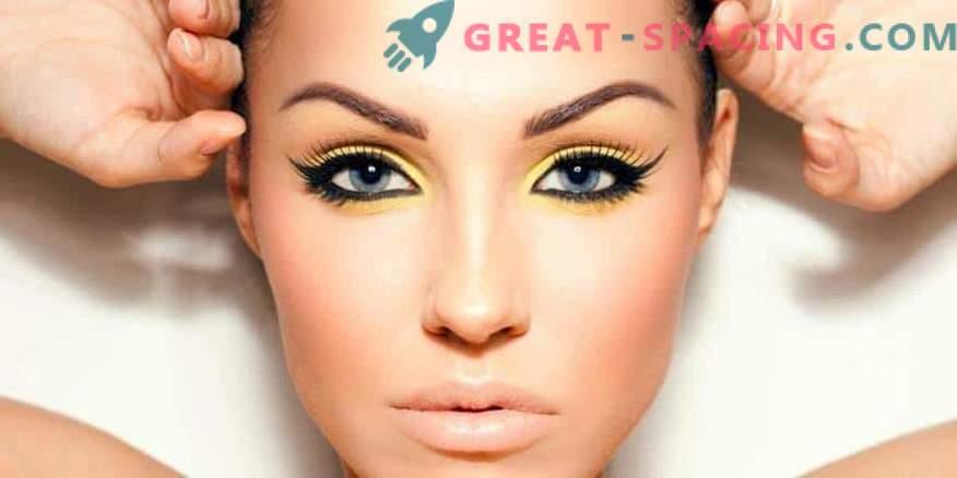Arten von Permanent Make-up