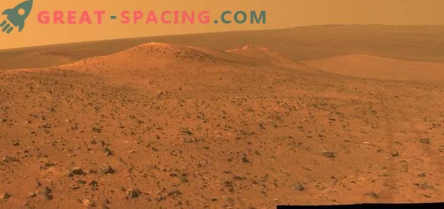 Gefundene Hinweise auf das Leben im Marswald