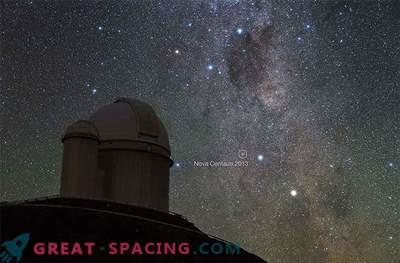 Skrivnost zvezde je odprta: eksplozija zvezde ustvarja litij