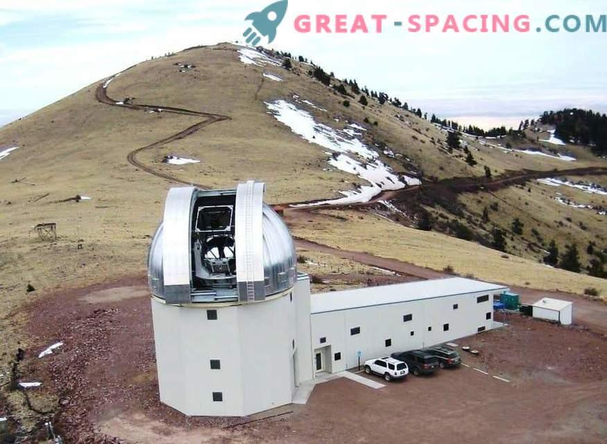 Erste internationale Asteroiden-Überwachungsstudie