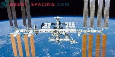 Leck an der Orbitalstation. Was ist mit der Crew?