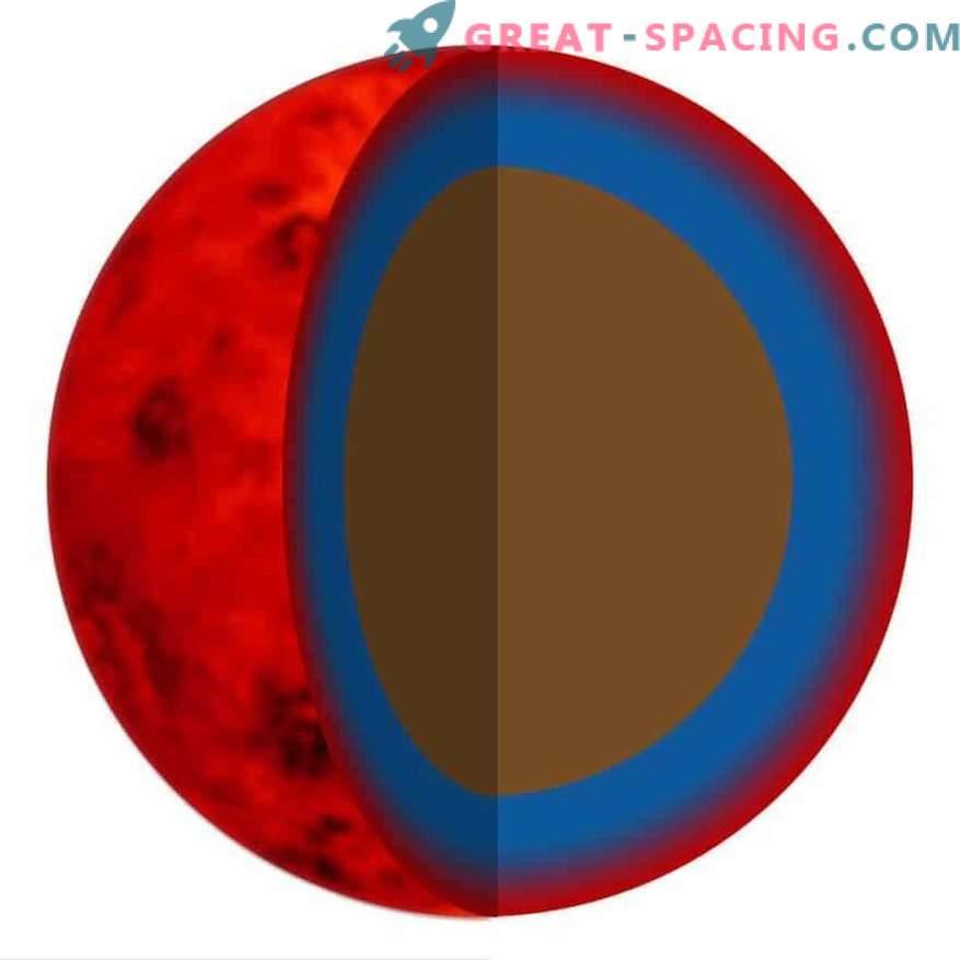 Aus welchen Materialien bestehen die Planeten?