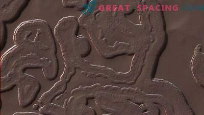 7 objetos extraños en Marte!