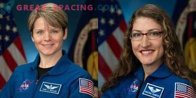 Warum die NASA den Weltraumspaziergang zweier Astronautinnen abgesagt hat