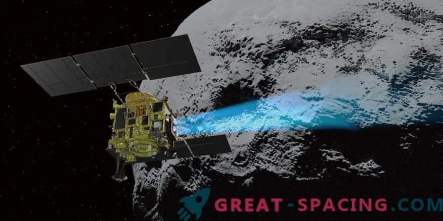 Hayabusa-2 verschiebt den Abstieg der Sonde zum Asteroiden Ryugu