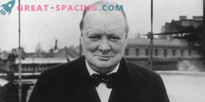 Winston Churchill dachte über das Leben von Außerirdischen nach