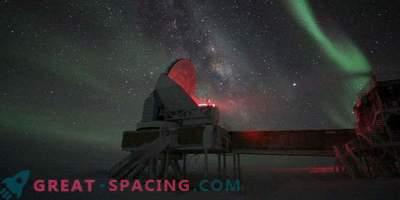 Extreme Astronomie enthüllt die Geheimnisse des Südpols
