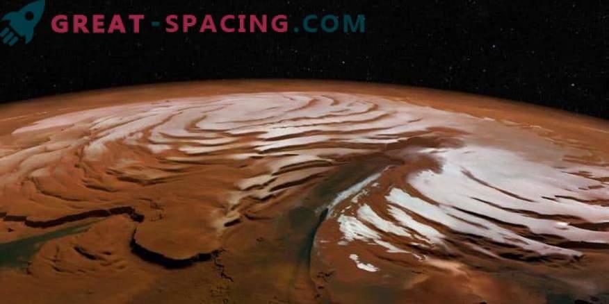 Neue Analyse der Transformation des Marsklimas