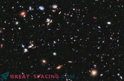 Wo ist der Rand des Universums?