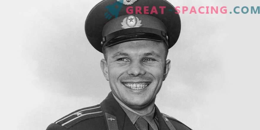 Und ist Juri Gagarin in den Weltraum geflogen?